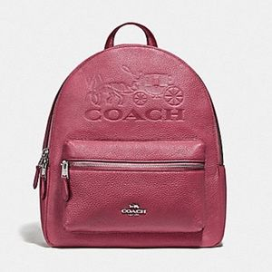 NWT COACH JES BACKPACK